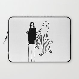 Octopus Hug Laptop Sleeve