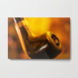 Pipe Metal Print