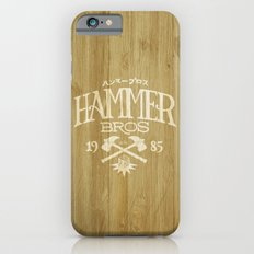 HAMMER BROTHERS Slim Case iPhone 6s
