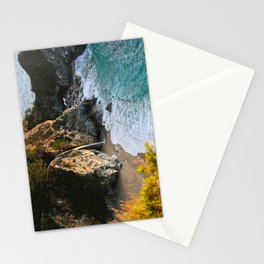 McWay Falls ~ Pfeiffer State Park  12/31/14 Stationery Cards
