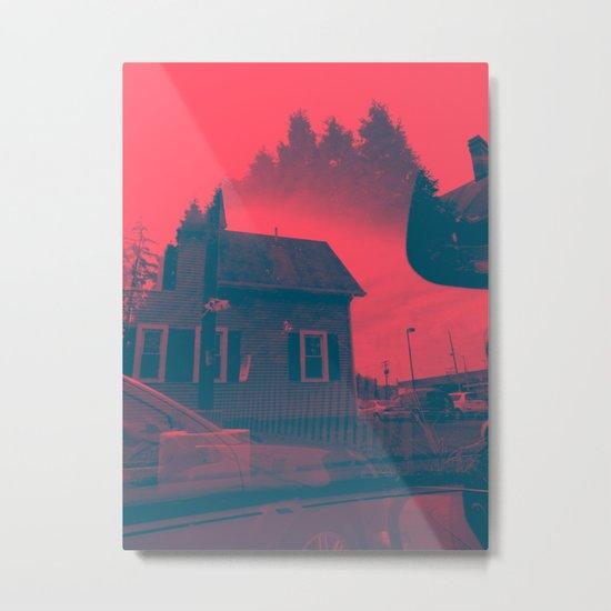 604 Metal Print