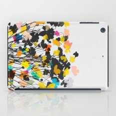 buttercups 2 iPad Case