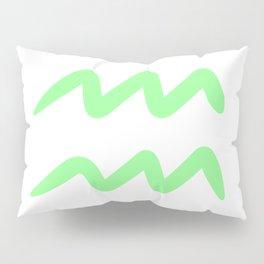 zodiac- aquarius Pillow Sham