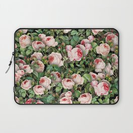 Pink roses Laptop Sleeve
