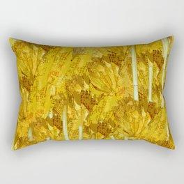 Autunm flowers Rectangular Pillow