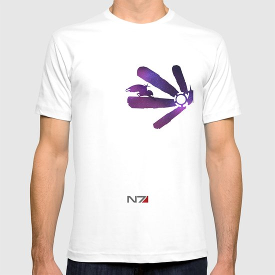 Mass Effect 1 (w/quote) T-shirt