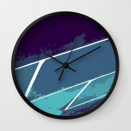 """""""Cosmic Vertigo"""" Wall Clock"""