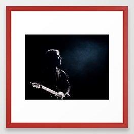 DoctorB:Omer Berger Framed Art Print