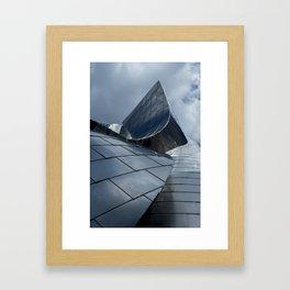 wd concert hall Framed Art Print