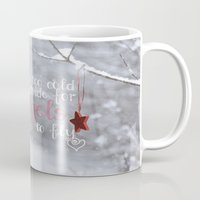 angels Mugs featuring Angels by SUNLIGHT STUDIOS  Monika Strigel