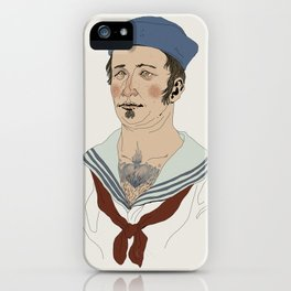 Holy Mary of Drowned Sailors / 06 iPhone Case