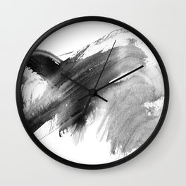 Endless  chaos of forces Wall Clock