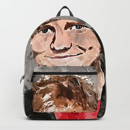 Painting Ed S Backpack