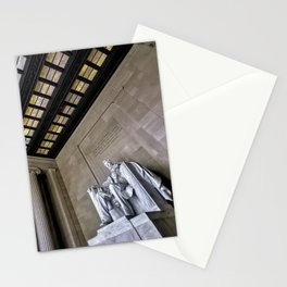 Lincoln Memorial  Stationery Cards