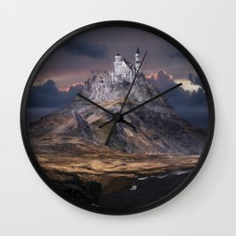 Forgotten World: Schwanstein Wall Clock