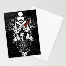 Horror Stationery Cards