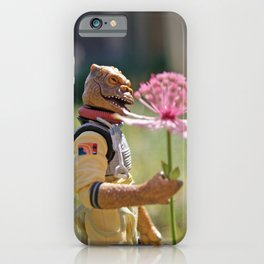 Bossk in love iPhone Case