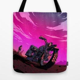 Freedom Hunter Tote Bag