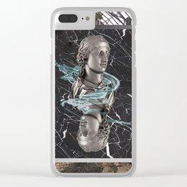 P R O P A G A T E  伝 播 す る Clear iPhone Case
