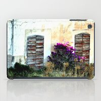 doors iPad Cases featuring doors by  Agostino Lo Coco