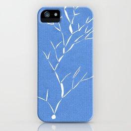 Nowhere tree iPhone Case