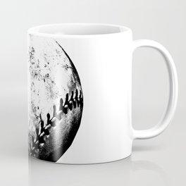baseball ball Coffee Mug