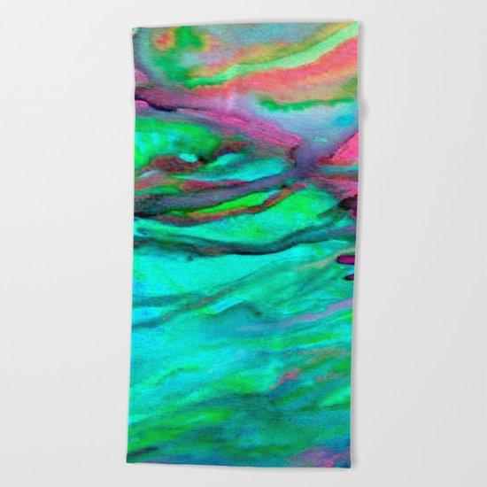 Spring 08 Beach Towel