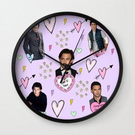 Milo Love Wall Clock