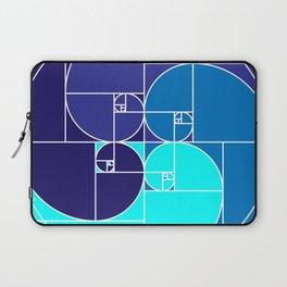 SEULEMENT BLEU Laptop Sleeve