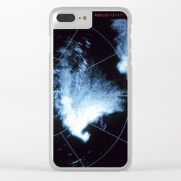 classic storm Clear iPhone Case