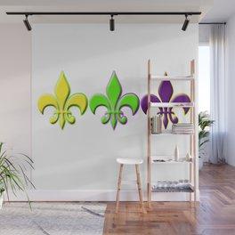 Nola Florals Wall Mural