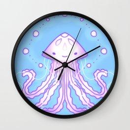 Jelly Juggler Wall Clock