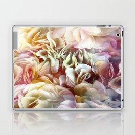 Soft Pastel Petal Ruffles Abstract  Laptop & iPad Skin