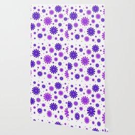 Flowers pattern 223 Wallpaper