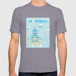 Montreal - Bonsecours Market T-shirt
