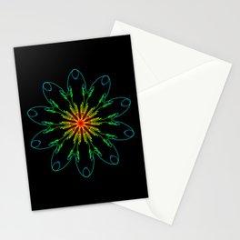 Raay Mandalla 10 Stationery Cards