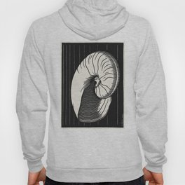 Julie de Graag, Shell.  Fine art for art lovers. Hoody