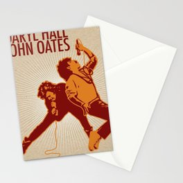 HALL OATES MUSIC TOUR DATES 2019 BAKSO Stationery Cards