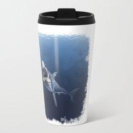 SHARK, Great white Travel Mug
