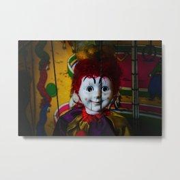 Marionette in San Francisco Metal Print