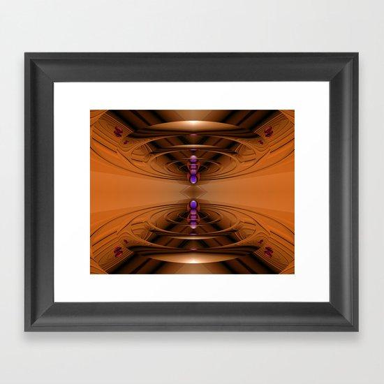 Soundin Framed Art Print