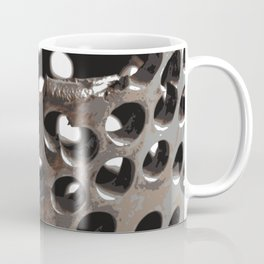 Industrial abstraction Coffee Mug