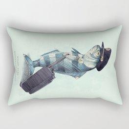The Pilot (colour option) Rectangular Pillow