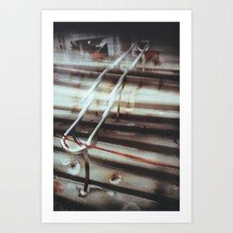 Alcoholic Bacon Art Print