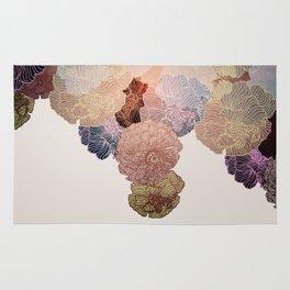 Florals // Pattern III Rug