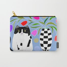 Chubby Kitty Cats are So Cute! Carry-All Pouch