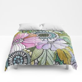 Boho Pop Comforters