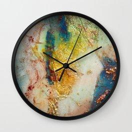 Dragón de mar Nº5 Wall Clock