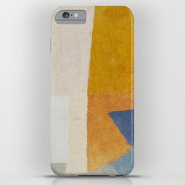 Golden Beach iPhone Case