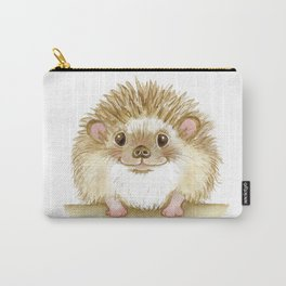 happy hedgehog Carry-All Pouch